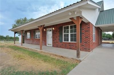 Springtown Single Family Home For Sale: 8003 N Hwy 51