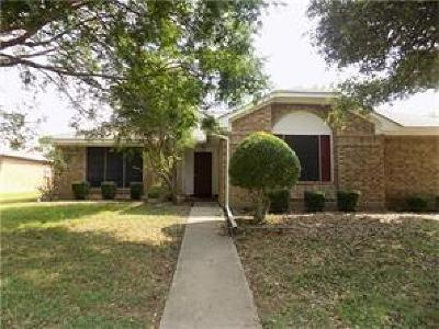 Allen Single Family Home Active Option Contract: 1415 Clover Drive