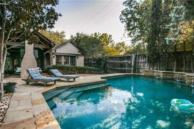 Dallas Single Family Home For Sale: 5601 Morningside Avenue