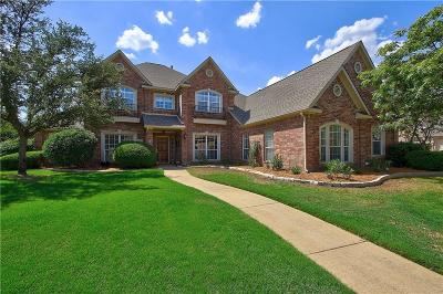 Flower Mound Single Family Home For Sale: 2817 Native Oak Drive