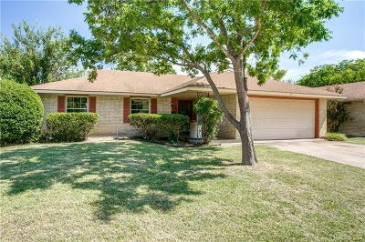 Garland Single Family Home Active Option Contract