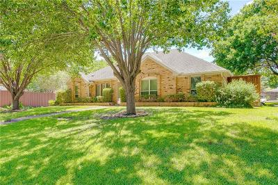 Garland Single Family Home Active Option Contract: 5636 Cornerstone Drive