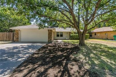 Denton Single Family Home For Sale: 2528 Freedom Lane