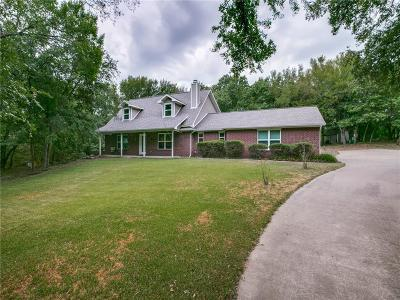 New Hope Single Family Home Active Option Contract: 340 Oak Circle