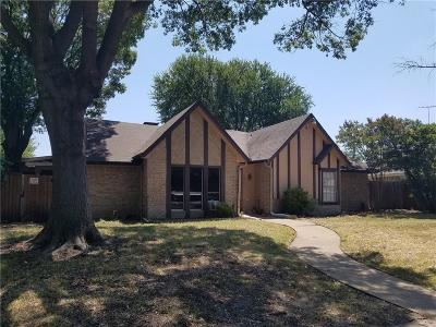Richardson Single Family Home For Sale: 1315 Buckingham Place