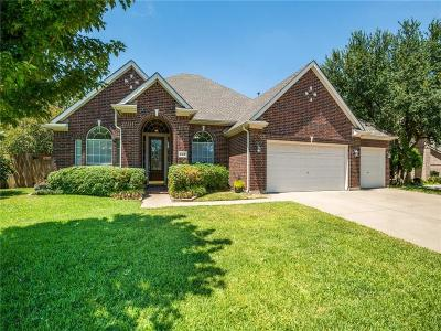 Coppell Single Family Home For Sale: 525 Cromwell Court