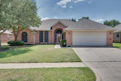 North Richland Hills Single Family Home For Sale: 9108 Trail Wood Drive