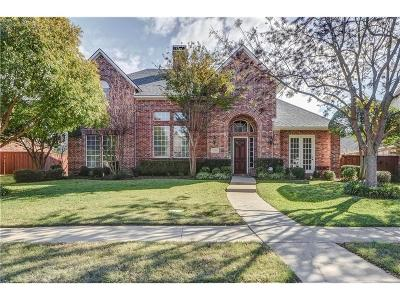 Allen Single Family Home For Sale: 608 Twin Creeks Drive