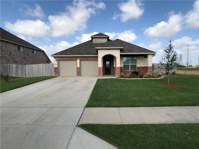 Waxahachie Single Family Home For Sale: 275 Saddlebrook Lane