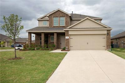 Princeton Single Family Home For Sale: 1302 Pampa Grass Drive