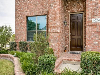 Fort Worth Single Family Home For Sale: 4024 Hollow Lake Road
