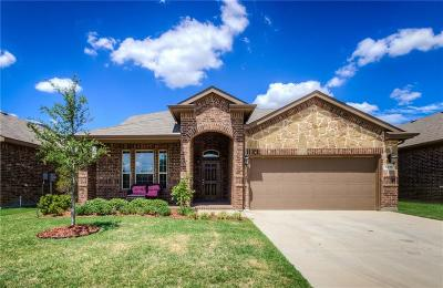 Weatherford Single Family Home For Sale: 1248 Ashley Drive