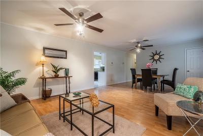 Haltom City Single Family Home For Sale: 3929 Dana Drive