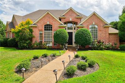 Southlake Single Family Home For Sale: 700 Lakehurst Court