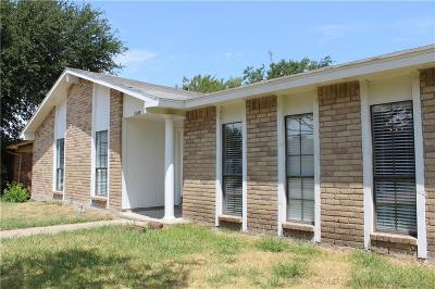Carrollton  Residential Lease For Lease: 2109 Meadfoot Road
