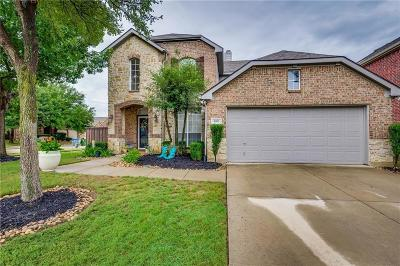 Flower Mound Single Family Home Active Option Contract: 4001 Appleton Lane