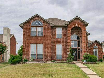 Rockwall Single Family Home For Sale: 601 Primrose Lane