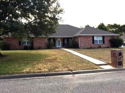 Limestone County Single Family Home For Sale: 1303 Glenn Alan Drive