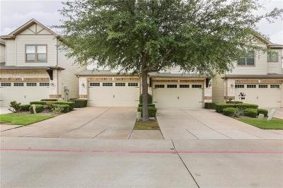 Allen Townhouse For Sale: 1620 Southwestern Drive