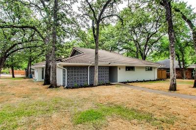 Euless Single Family Home For Sale: 1307 Pebblecreek