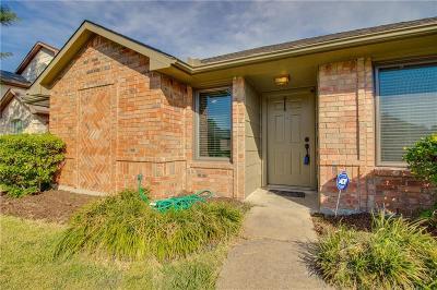 Mesquite Single Family Home Active Option Contract: 1417 Stillmeadow Drive