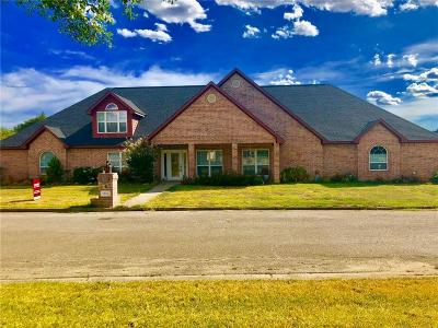 Groesbeck, Kosse Single Family Home For Sale: 1204 Glenn Alan Drive