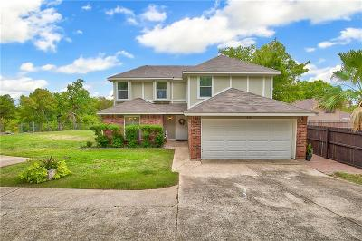 Garland Single Family Home Active Option Contract: 6314 Callejo Road
