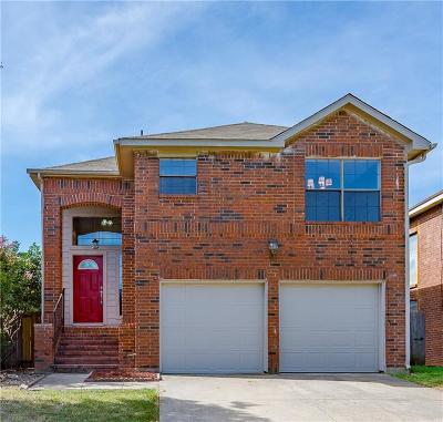 Garland Single Family Home Active Option Contract: 722 Santiago Drive