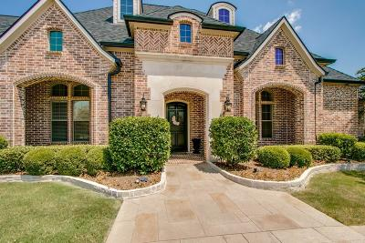 Prosper Single Family Home For Sale: 2901 Vista View Lane