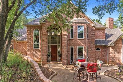 Flower Mound Single Family Home For Sale: 6601 Stonehill Court