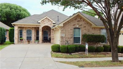 Mckinney Single Family Home Active Option Contract: 8105 Riverwalk Trail