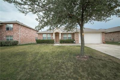 Denton Single Family Home For Sale: 3312 Ocean Drive