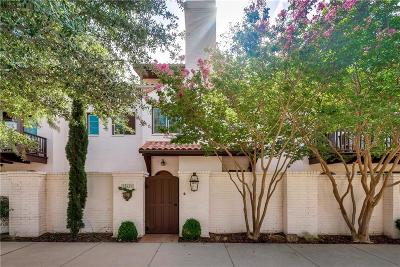 Fort Worth Townhouse For Sale: 265 Casa Blanca Avenue