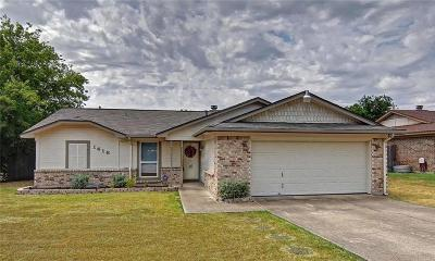Benbrook Single Family Home For Sale: 1416 Timbercrest Drive