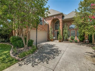 Mckinney Single Family Home For Sale: 1600 Willow Lane