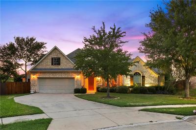 Flower Mound Single Family Home For Sale: 5325 Bristol Drive