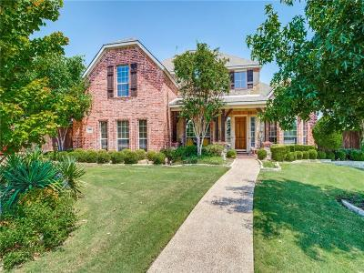 Flower Mound Single Family Home For Sale: 2500 Matterhorn Lane
