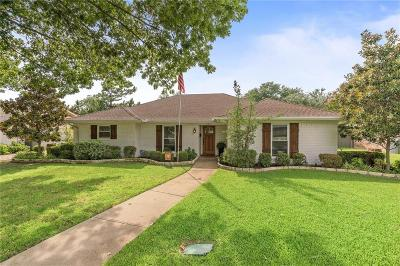 Richardson Single Family Home Active Option Contract: 1115 N Waterview Drive