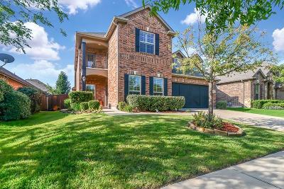 Melissa Single Family Home For Sale: 2708 Fritz Street