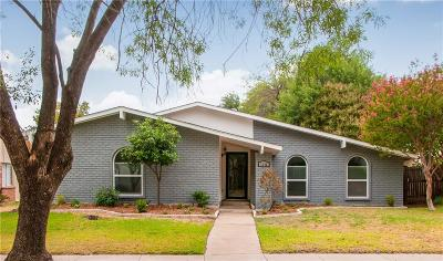 The Colony Single Family Home Active Option Contract: 5148 Pruitt Drive