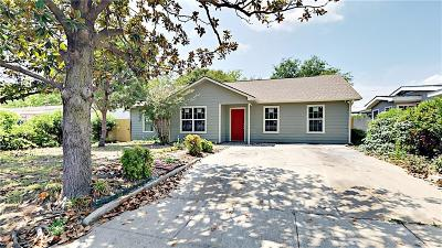 Fort Worth Single Family Home For Sale: 3913 Oscar Avenue