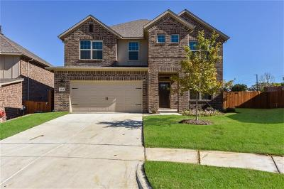 Garland Single Family Home For Sale: 2121 Lake Front Trail