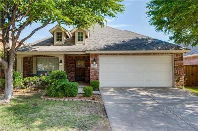 Frisco Single Family Home For Sale: 1468 Bent Tree Drive