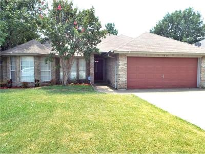 North Richland Hills Single Family Home For Sale: 7616 Kimberly Court