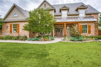 Prosper Single Family Home For Sale: 3474 Twin Lakes Drive