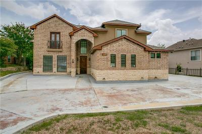 Irving Single Family Home For Sale: 4124 Las Brisas Drive