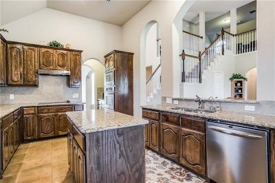 Sachse Single Family Home For Sale: 5617 Burlwood Estates Drive