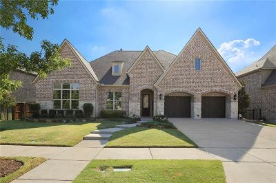 Frisco Single Family Home Active Option Contract: 7571 Orchard Hill Lane