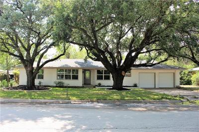 Richland Hills Single Family Home For Sale: 3817 Norton Drive