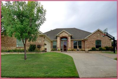Single Family Home For Sale: 9741 Barksdale Drive